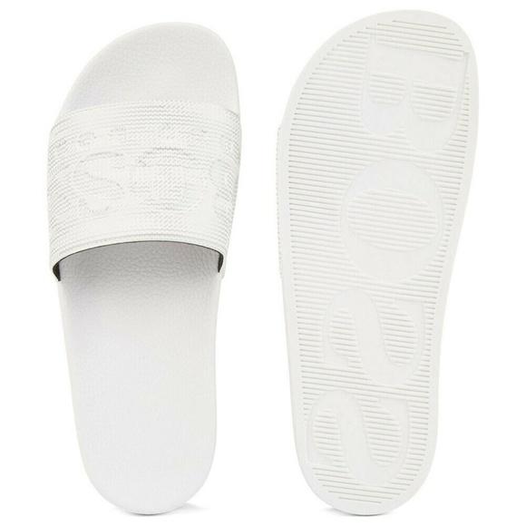 Hugo Boss Men/'s Solar Slides Sandals Shoes